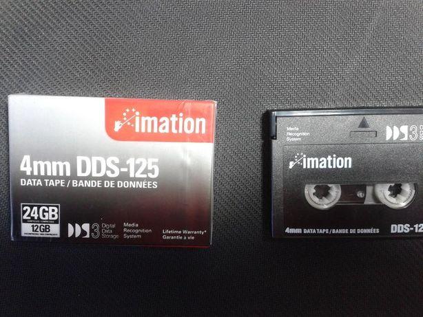 Cassetes 4mm 12unidades novas