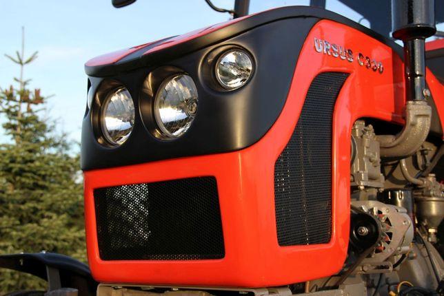 Maska ciągnikowa tworzywo Ursus C330 C-330 model 04 maski ciągnikowa
