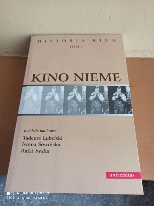 Kino nieme - Lubelski Sowińska Syska. Historia kina tom. I Warszawa - image 1