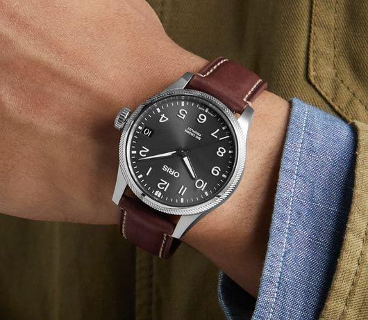 Oris watch, Big Crown ProPilot Big Date Automatic 41mm Stainless Steel