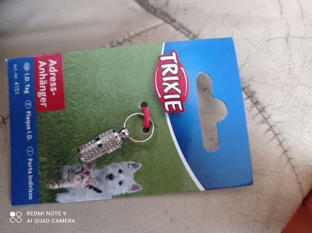 Adresówka dla psa nowa trixie