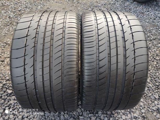 295/30r18 zr18 Michelin Pilot Sport n4 PARA stan iealny LETNIE opony