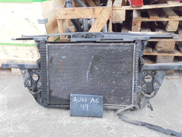 Audi A6 99 frente em fibra c/ radiador