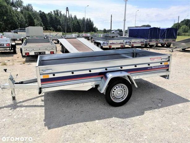 Niewiadów Beg 7527u  Przyczepa Lekka Niewiadów 263x132cm 750kg