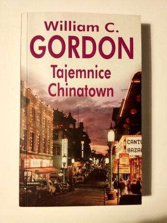 Książka - Tajemnice Chinatown - William C. Gordon
