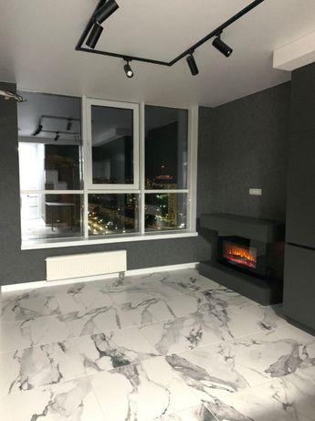 Продам видовую квартиру с новым дизайнерским ремонтом на 32 этаже!!!