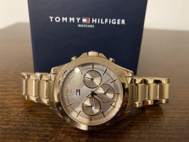Piekny zegarek damski Tommy Hilfiger Haven
