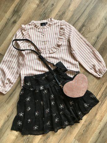 Шифоновая юбка с люрексовой нитью Sofie Schnoor 8 лет