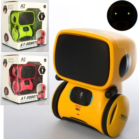 Интерактивный робот AT-Robot. Интерактивный робот на голосовом управле