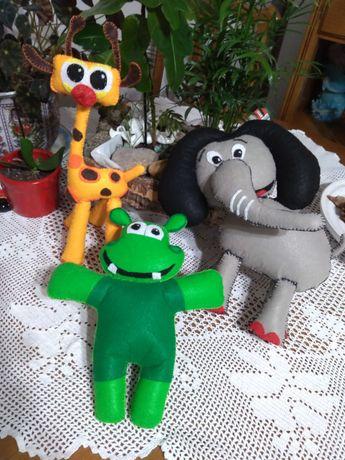 Bonecos da Baby Tv - Trabalho Bethacare