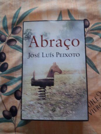 Livro Abraço de Jose Luis Peixoto
