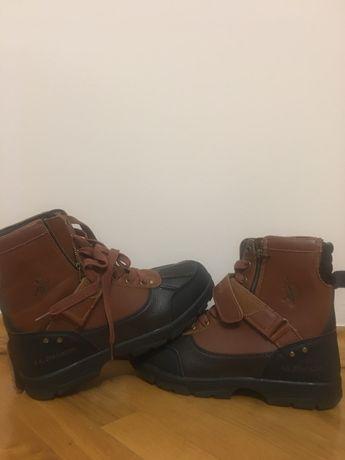 Ботинки U.S. POLO 37 розмір