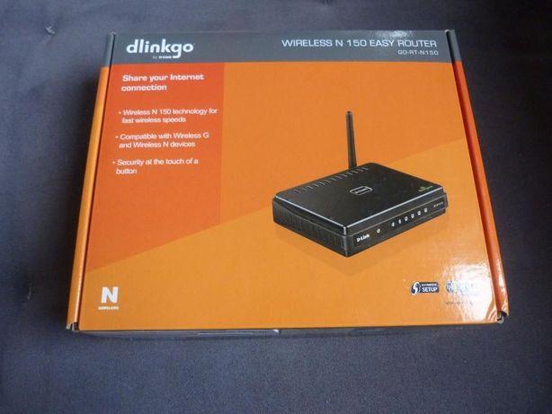 Wireless N 150 easy router GO-RT-N150