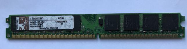 Память DDR2 2 Gb Kingston