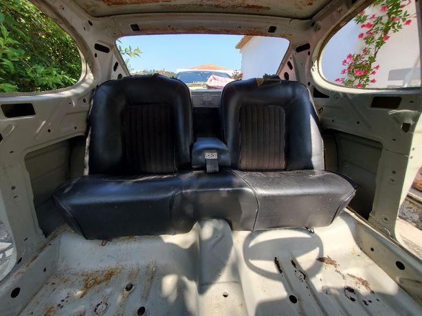 Assento e encosto Ford Capri Mk1 1600GT para restauro