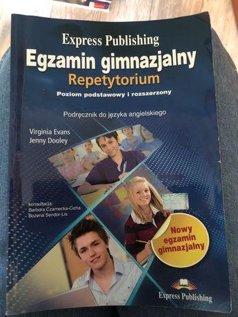 Repetytorium do gimnazjum- język angielski