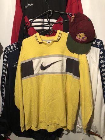 Nike винтаж оригинал vintage adidas jack wolfskin gap худи свитшоты