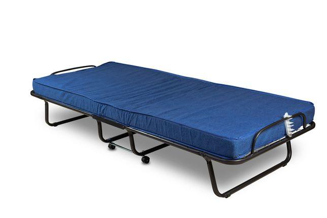 Dostawka hotelowa Torino- łóżko składane na siatce 190 x 80 cm