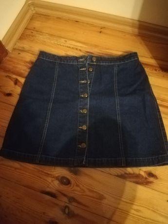 Spódniczka jeansowa New look