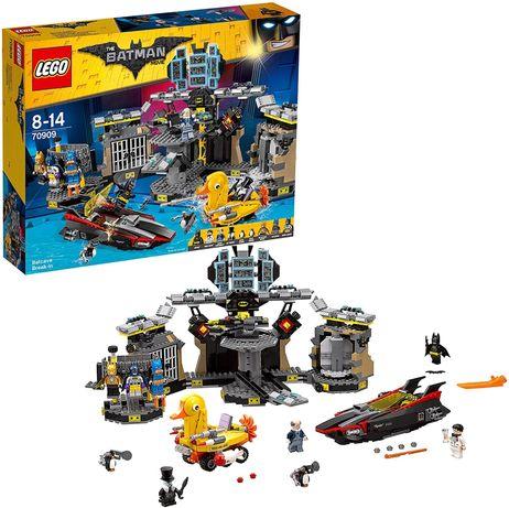 Lego batman movie-batcaverna-70909