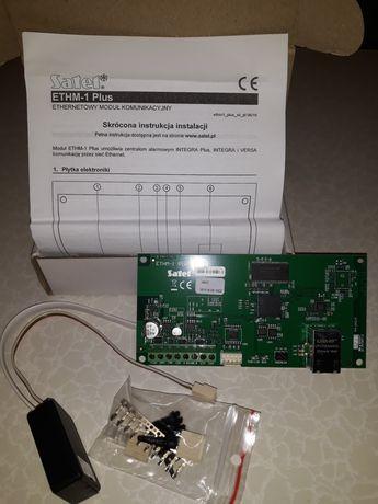 Internetowy moduł komunikacyjny ETHM-1 Plus