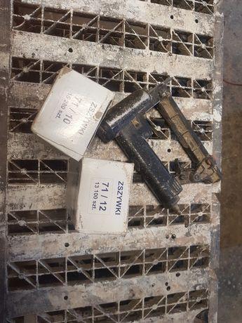 Pistolet Senco, zszywki Bizon