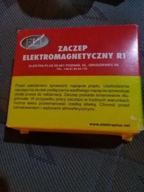 Zaczep elektromagnetyczny R1, elektrorygiel