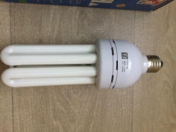 Энергосберегающие лампы НОВЫЕ Volta FBH-40, Electrum FC-307
