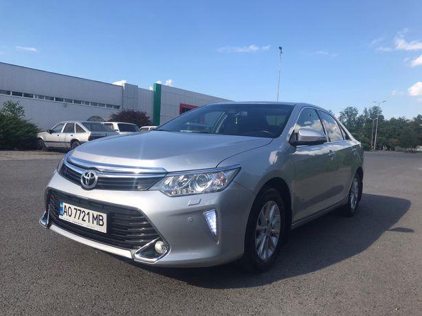 Toyota Camry (55) 2016 Официальная