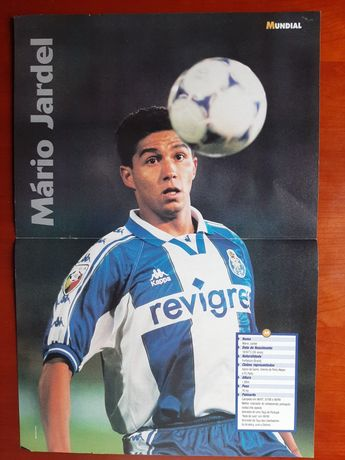 Poster Mario Jardel FC Porto
