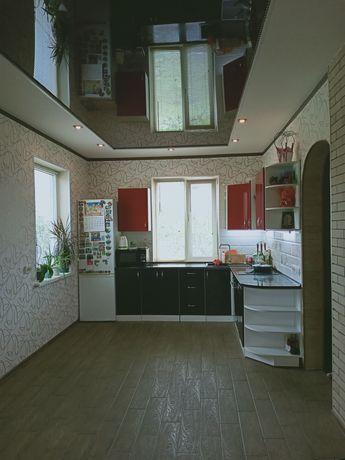 Продам новый современный дом из газобетона,с евроремонтом.