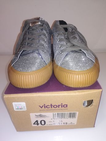 Sapatilhas originais Victoria prata