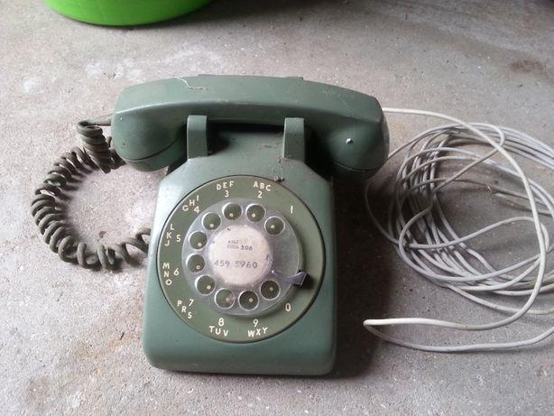 Telefone vintage canadiano