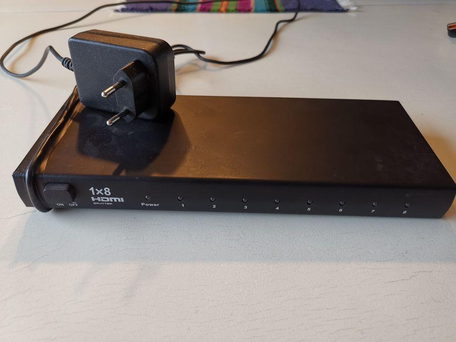 Splitter HDMI 8 wyjść Żary - image 1