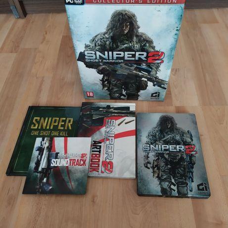 Sniper Ghost Warrior 2 Edycja Kolekcjonerska PC