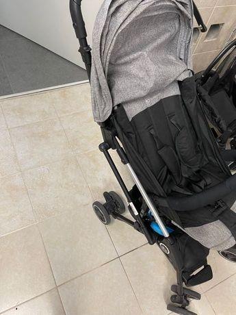 wózek spacerowy kinderkraft mini dot mały