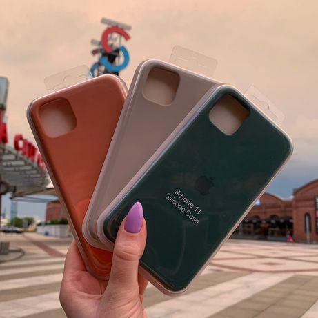 Etui silikonowe iPhone XS MAX, X, XR, 11 PRO , 12 PRO MAX, 7, 8 PLUS +