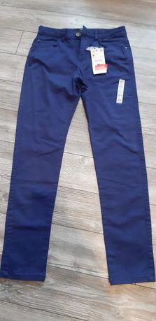Spodnie młodzieżowe Bershka