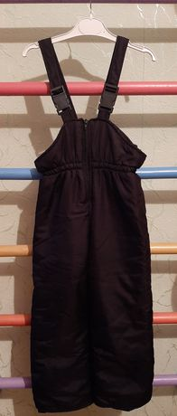 Продам зимний комбинезон 110-116 см