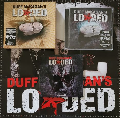 Duff mckagan sick cd