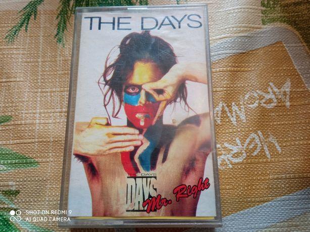 The Days - Mr. Rights. Kaseta magnetofonowa