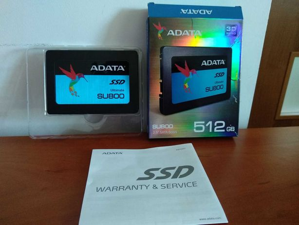 SSD Adata SU800 512GB