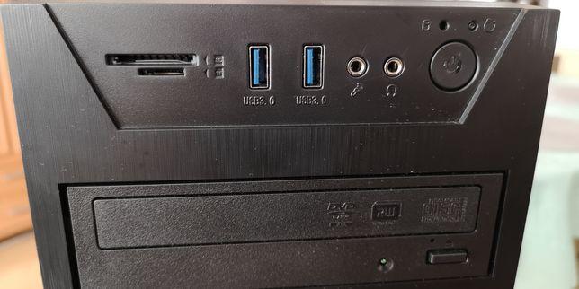 Komputer stacjonarny z procesorem I5 750 4x3,2 12 GB RAM. Uniwersalny.