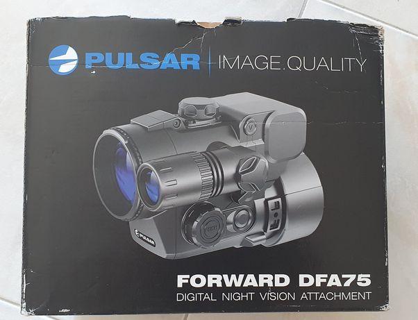 Mira noturna Pulsar DFA75 como nova
