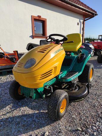 Traktorek Kosiarka Yard Man-MTD 13,5 Hp z pompą oleju