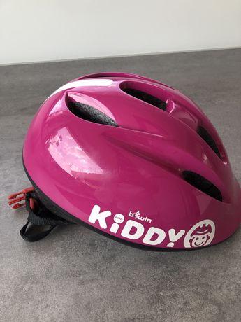 Kask rowerowy dziecięcy Kiddy Decatlon