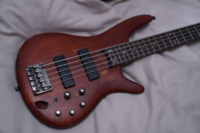 Ibanez SR505 Gitara basowa 5 strunowa