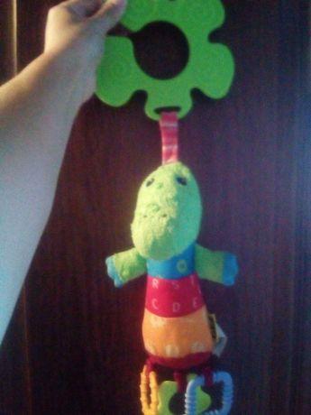 подвесная игруша КрокоБлоко Ks Kids
