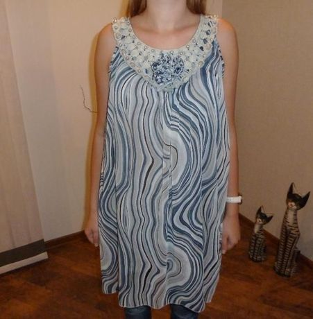 Ubrania ciążowe Tunika sukienka spodnie L