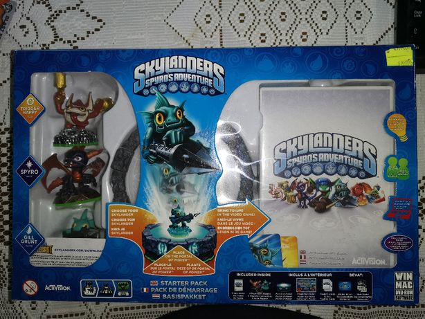 Skylanders Spyro's Adventure - Gra PC